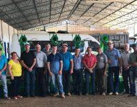 Associações de Produtores de Porto Vitória recebem máquinas