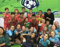 Atletas de Bituruna são destaques na Taça União Sub-13