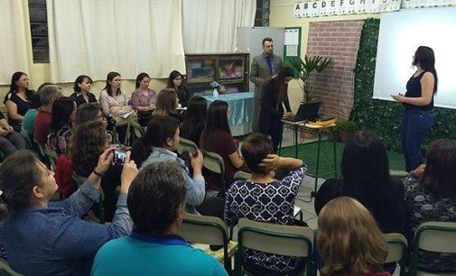 "Colégio Adiles Bordin recebe projeto ""Intervenção Pedagógica"""