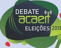Debate Acaert ao Governo de SC é nesta terça-feira