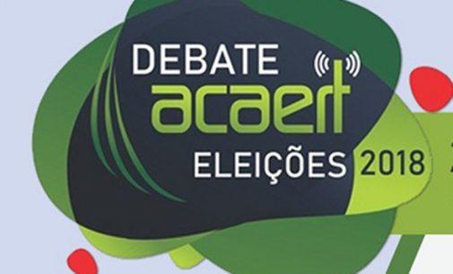 Ao vivo: Debate ao Governo de Santa Catarina