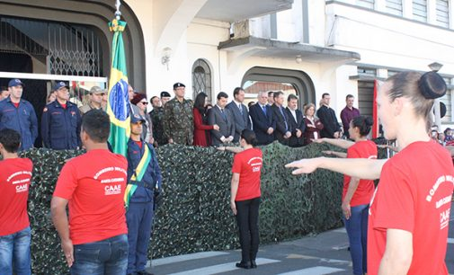 Corpo de Bombeiros de Porto União completa 49 anos