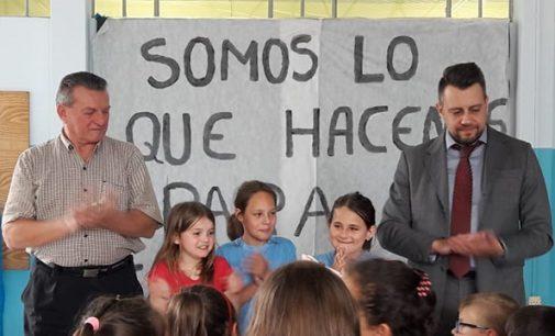 Judiciário visita Escolas Municipais de Paula Freitas