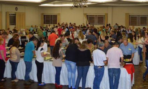 Lar Espírita União realiza 19ª jantar beneficente