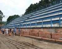 Módulo Esportivo passa por melhorias para atingir o status de estádio