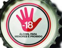 Mulher é detida por dar bebida alcoólica para menor de idade
