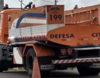 Problema na viatura da Defesa Civil de General Carneiro já foi resolvido