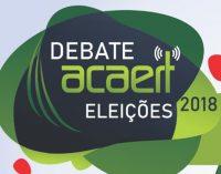 Acaert realizará debate ao Governo de SC no dia 17