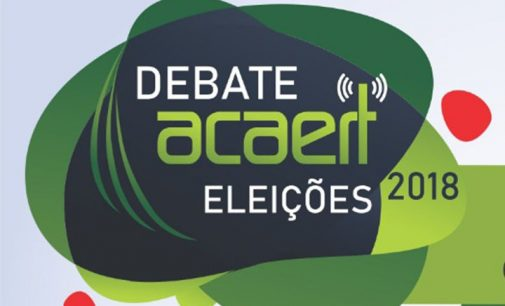 Ao vivo: Debate do 2º turno ao Governo de SC