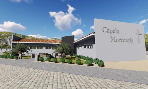 Apresentado o pré-projeto da nova capela mortuária de Bituruna