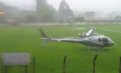 Chuva traz prejuízos para região de Porto União da Vitória