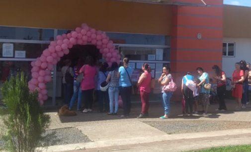 Dia D do Outubro Rosa, atende mais de mil mulheres em UVA