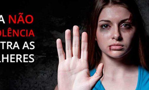 Homem é detido por agredir esposa e uma das filhas