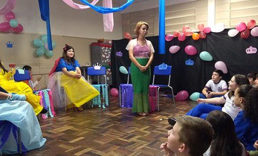Dia de Brincar do Túlio de França reúne várias crianças
