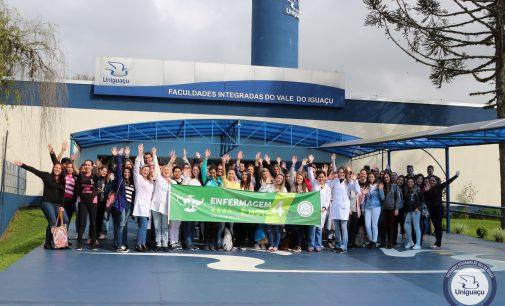 Curso de Enfermagem da Uniguaçu é nota 4 pela avaliação do MEC