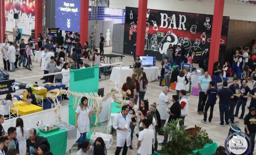 Uniguaçu de Portas Abertas recebe a visita de estudantes
