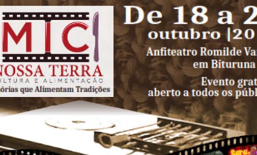 18 de outubro haverá Mostra Internacional de Cinema em Bituruna