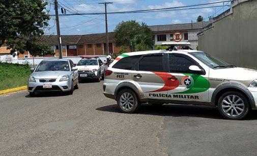 Policiais localizam veículo e um dos autores de caso envolvendo jovens em General Carneiro