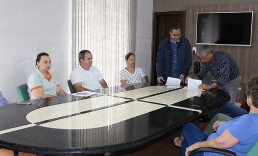 Bituruna firma termo de colaboração com APAE