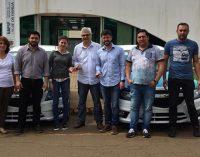 Saúde de General Carneiro recebe dois novos veículos
