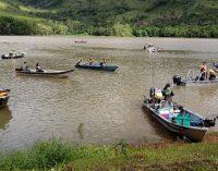 Torneio de Pesca Esportiva reuniu 18 equipes em Bituruna