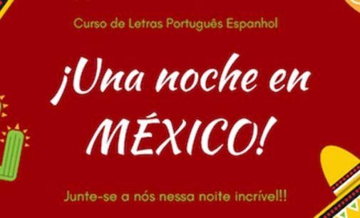 Unespar campus de União da Vitória organiza festa mexicana