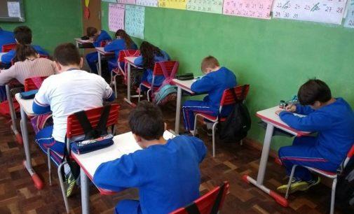 1.045 alunos de União da Vitória participam da OBMEP
