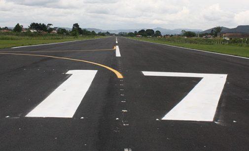 Aeroporto José Cleto já está liberado para voos