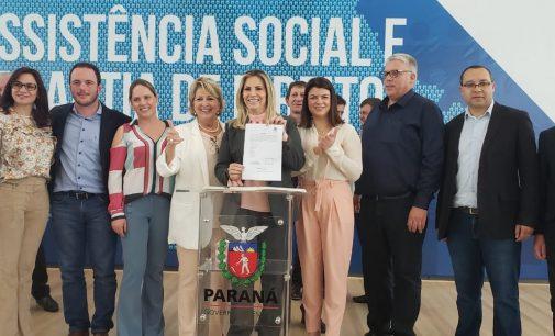Assistência Social de União da Vitória recebe verba de R$ 120 mil do FIA