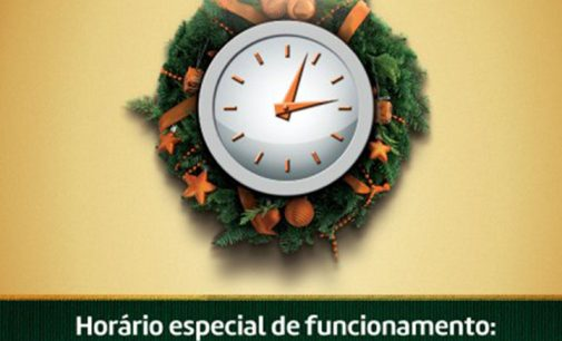 CDL divulga horário da programação de Natal