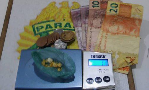 Casal é preso por tráfico de drogas em União da Vitória