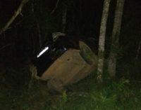 Cinco pessoas morrem em acidente na BR 153