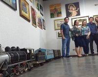 "2ª ""Arte do Bem"" valoriza artistas de Paulo Frontin"