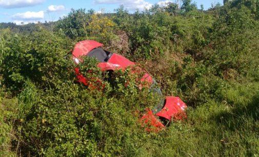 Jovem morre em acidente na BR 153 em Mallet