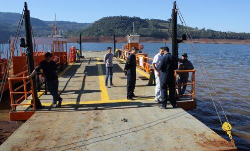 Marinha do Brasil fará nova verificação das balsas no fim de novembro