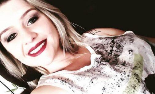 Morre Chaiane Partica condutora que sofreu acidente na BR 280