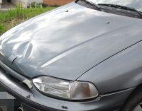 Motorista foge após se envolver em acidente em Porto União