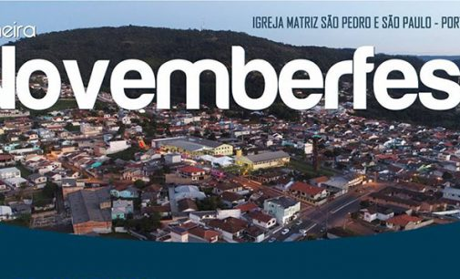 NovemberFets é neste final de semana em Porto União