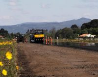 Obra de recuperação do Aeroporto José Cleto está em ritmo acelerado