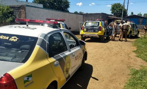 PM faz operação no bairro São João em General Carneiro