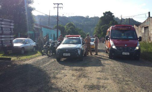 Perseguição policial movimenta equipes da PM das cidades irmãs