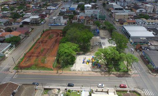 Praça dos Expedicionários será inaugurada neste sábado