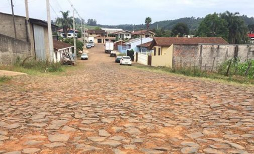 Quatros ruas de General Carneiro serão pavimentadas