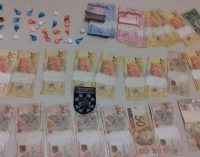 Rocam prende homem por tráfico de drogas em Porto União