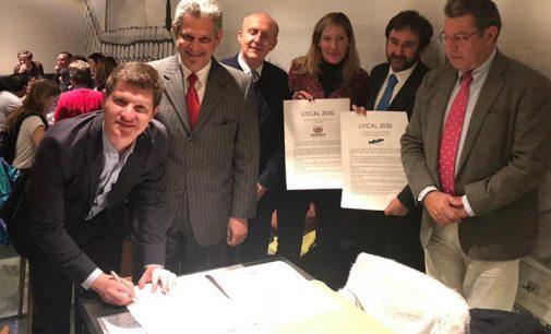 União da Vitória assina Pacto Global da ONU em Madri