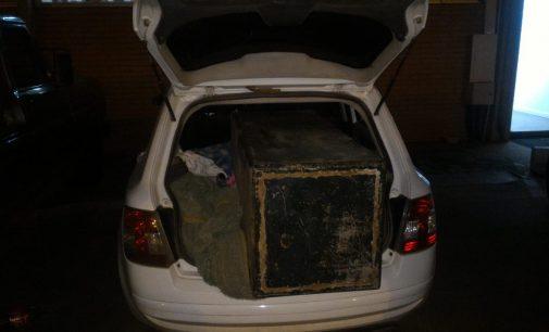 Policiais recuperam objetos de assalto ocorrido em Bituruna