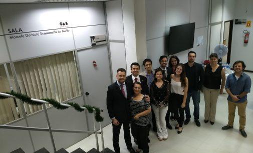 OAB inaugura nova sala dos advogados no Cejusc