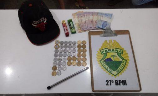 Farmácia é assaltada no centro de União da Vitória