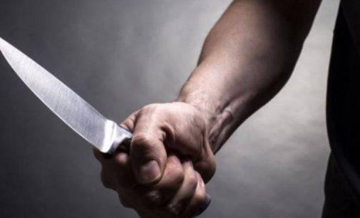 Homem fica ferido, após levar facada em São Mateus do Sul