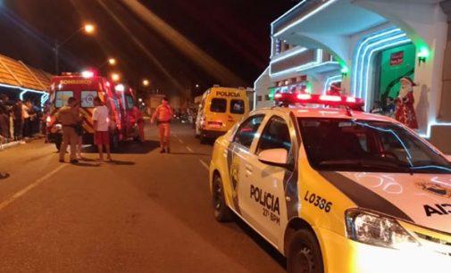 PM registra briga no Terminal Urbano de União da Vitória
